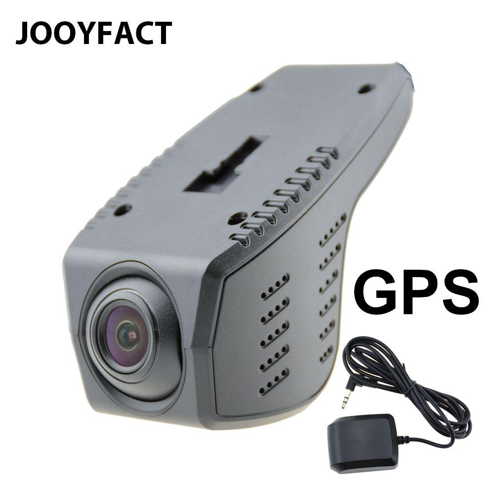 JOOYFACT A3 voiture DVR enregistreur DVR caméra Dash Cam GPS enregistreur vidéo numérique caméscope 1080 P Vision nocturne 96658 IMX323 WiFi