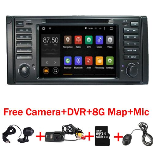 Android 7.11 Quad Core GPS Navigation 7