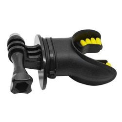 Surfing Shoot Dummy Bite Mouth Mount Grill Mount For GoPro Camera Hero 3/3+
