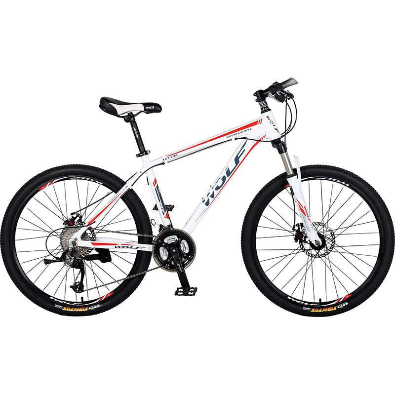 Mountain Bike 30 Speed 26 Inch Bicycle front and rear hydraulic Disc Brake speed Bicycle hard frame MTB Bike Cycling Bicycle
