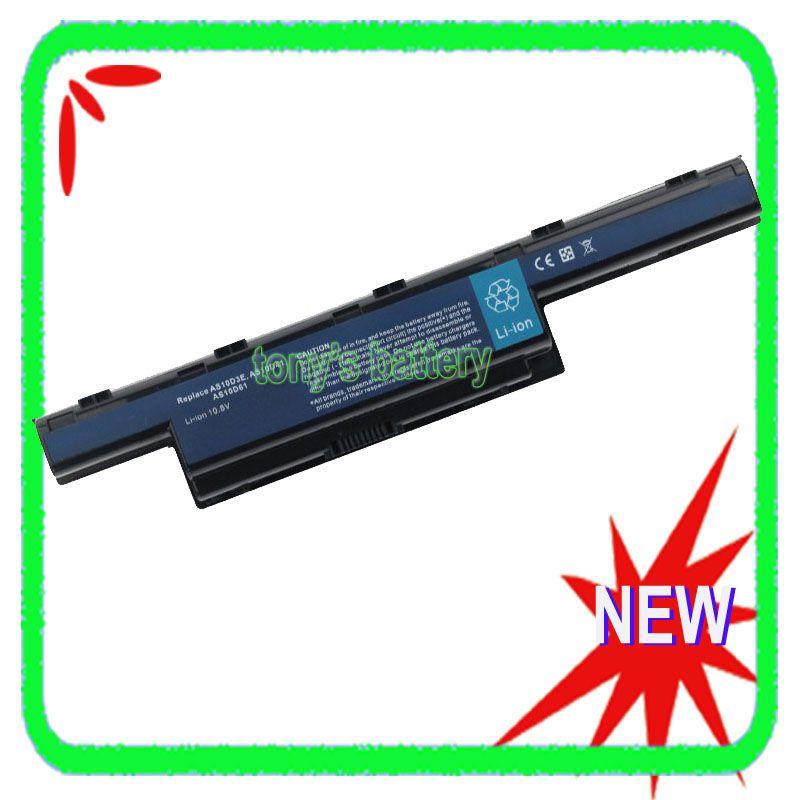 7800 mAh Batterie D'ordinateur Portable pour Acer Aspire E1 E1-421-431 E1-471 E1-521 E1-531 E1-571 V3 V3-471 V3-551G V3-731 V3-571G