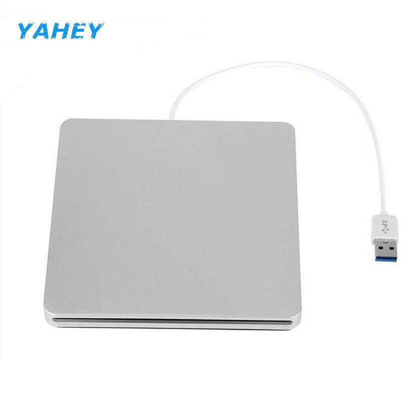 USB 3.0 Slot Last Externe Bluray Laufwerk DVD RW Brenner Writer 3d blue-ray combo bd-rom player für apple macbook pro imac laptop