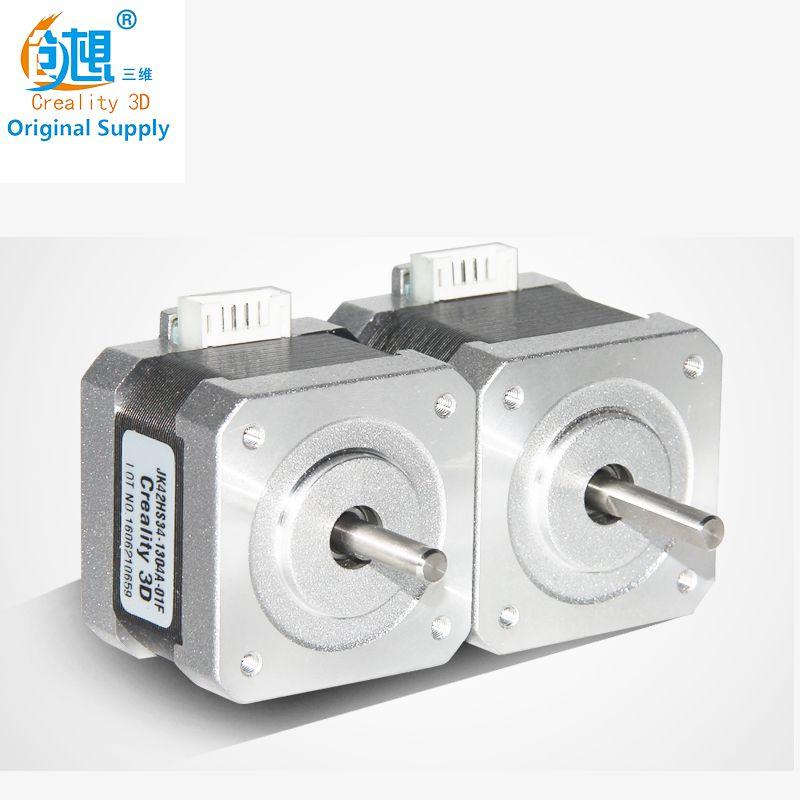 2PCS/Lot CE certification 2Phase RepRap Stepper Motor 42 motor 42-40 3D printer motor For REPRAP Makerbot CREALITY 3D Printer