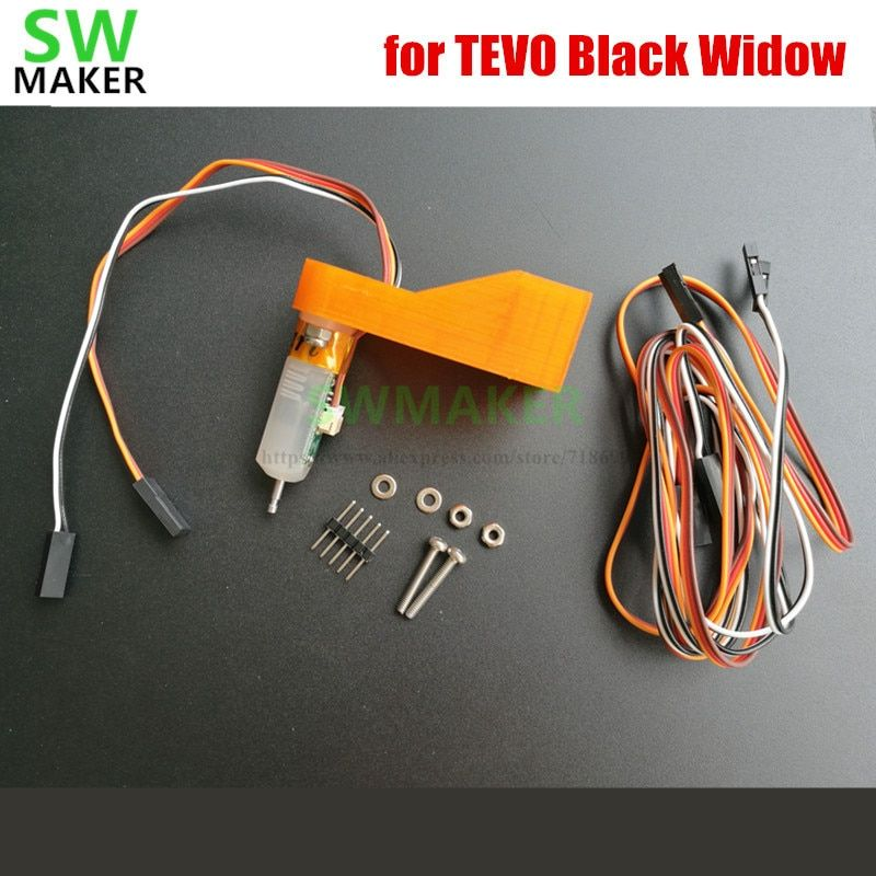 SWMAKER Auto Bed Leveling Sensor TL Touch Sensor TL-Touch auto leveling for TEVO Black Widow 3D printer spare parts