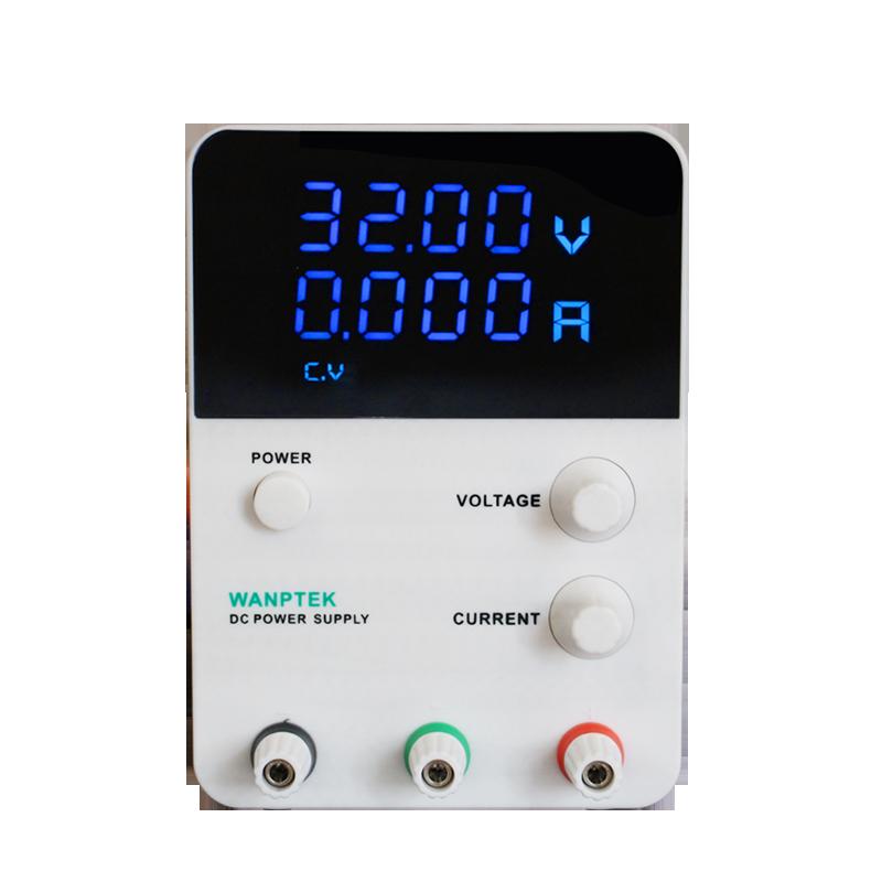 NEUE GPS305D Mini labor stromversorgung 30 V 5A einphasig einstellbar Digitale spannungsregler 0,01 V 0.001A DC power versorgung
