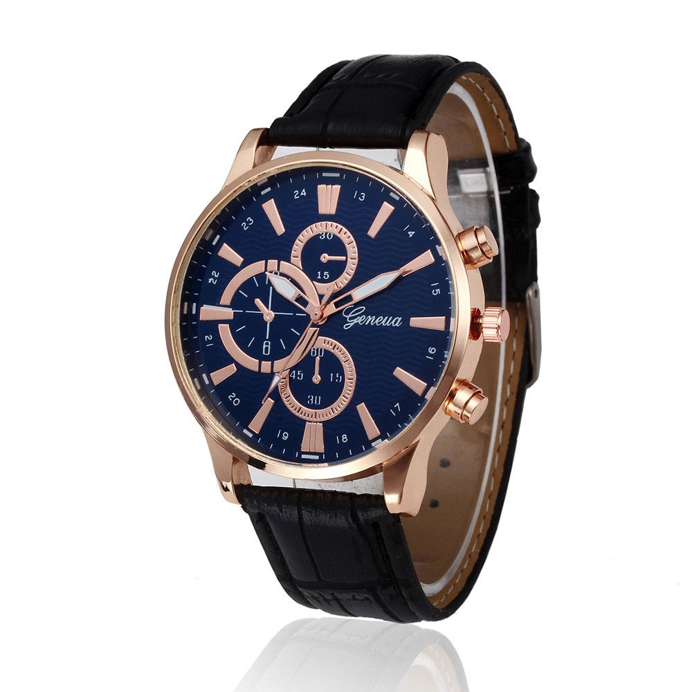 xiniu Business Dress Watches For Men Casual PU Leather Band Analog Alloy Quartz Wrist Watch relogio masculino hombre Clock Hot