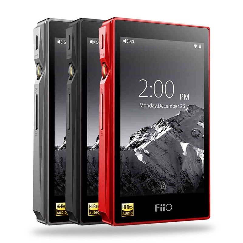 FIIO X5III X5 3nd Gen Android-based WIFI Bluetooth APTX Double AK4490 Lossless Portable Music Player with 32G built-in Storage