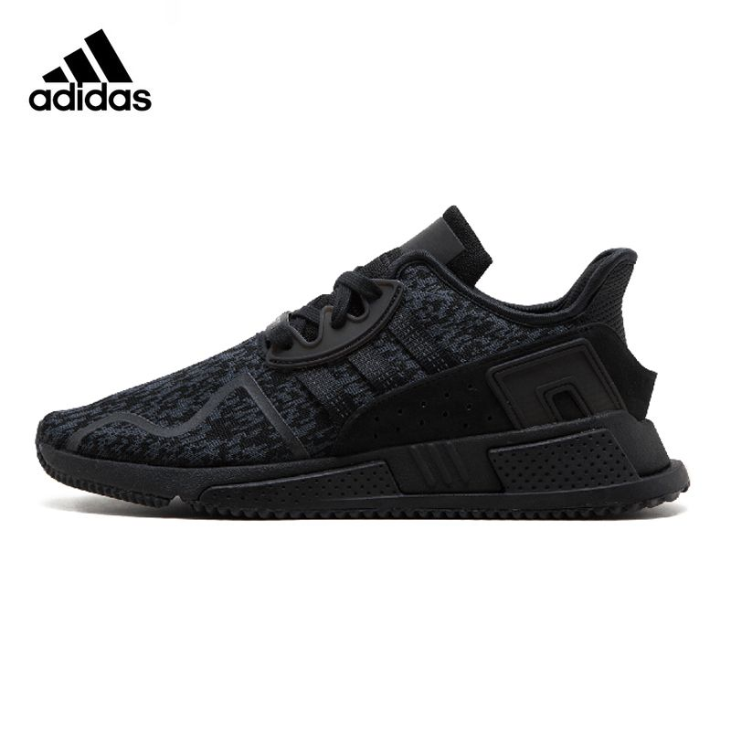 Original New Arrival Official Adidas EQT Cushion Adv Men's Running Shoes Classic Comfortable Breathable Shoes Outdoor Anti-slip