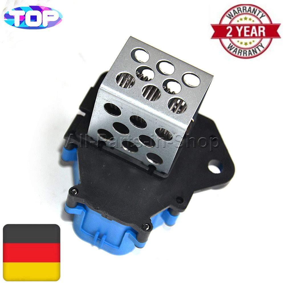1308.CP/1308CP For Citroen C4 1 Coupe Grand Picasso Berlingo Box Saloon/Peugeot Partner Tepee Box Radiator Fan Relay Resistor