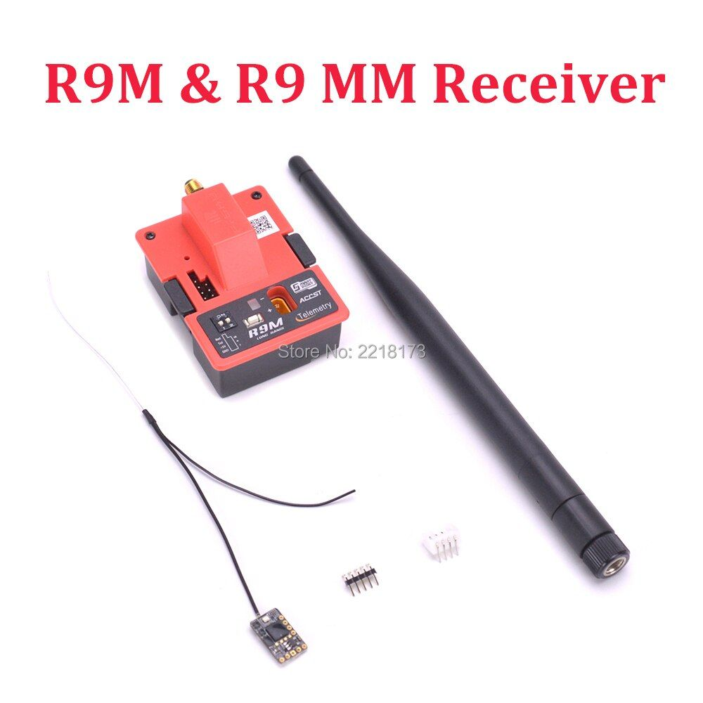 Frsky R9M / R9M Lite Module + R9 MM 900MHz Mini Receiver combo RSSI Output Long Range Distance 4/19CH Telemtry Receiving Board