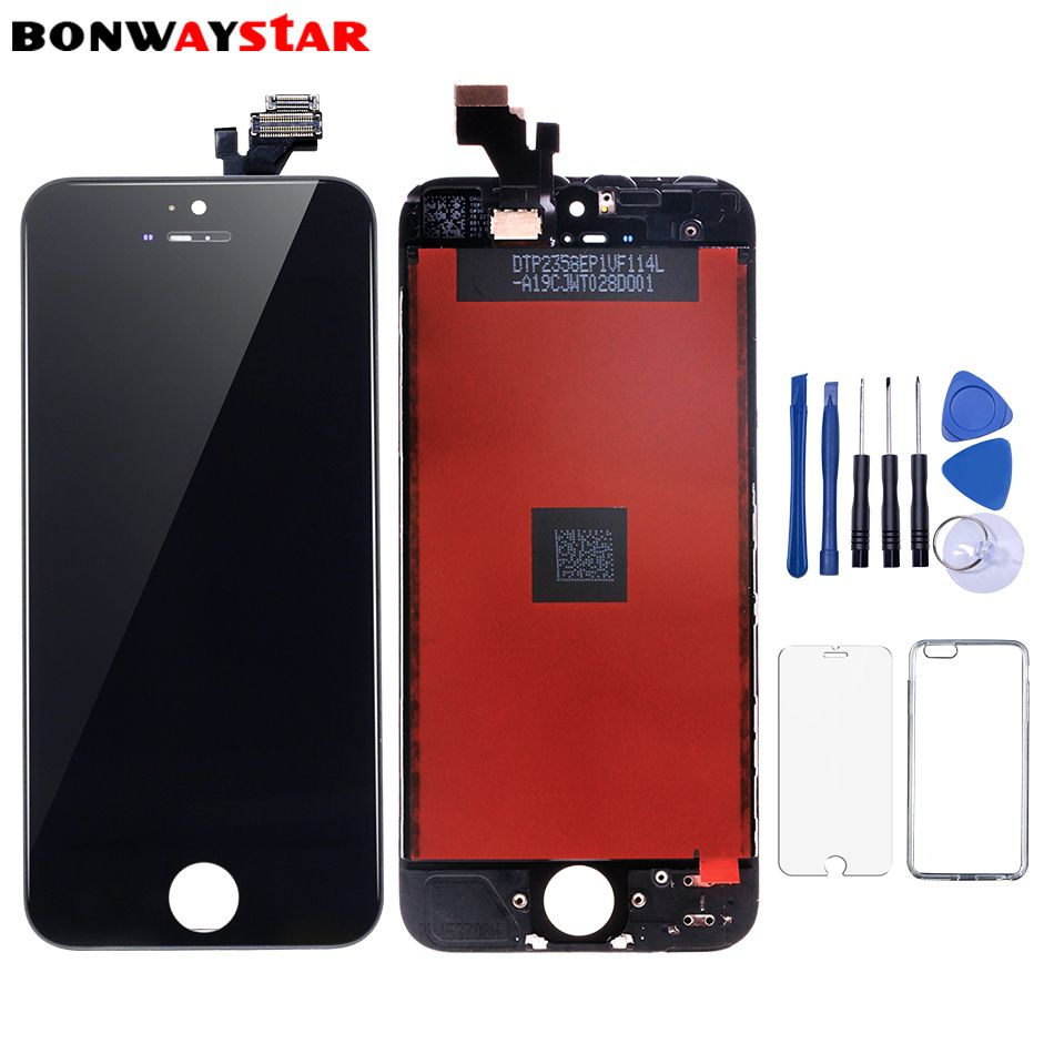 LCD Screen For iphone 5s 4s 5 Display LCD Touch Screen Digitizer Assembly Replacement Pantalla ecran for iphone 6s 6 5s lcd