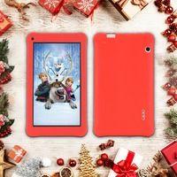 Aoson M753 Детский планшетный ПК 7 дюймов 16 ГБ/1 ГБ Android 7,1 Детские Обучающие планшеты wifi с родительским управлением программное обеспечение силик...