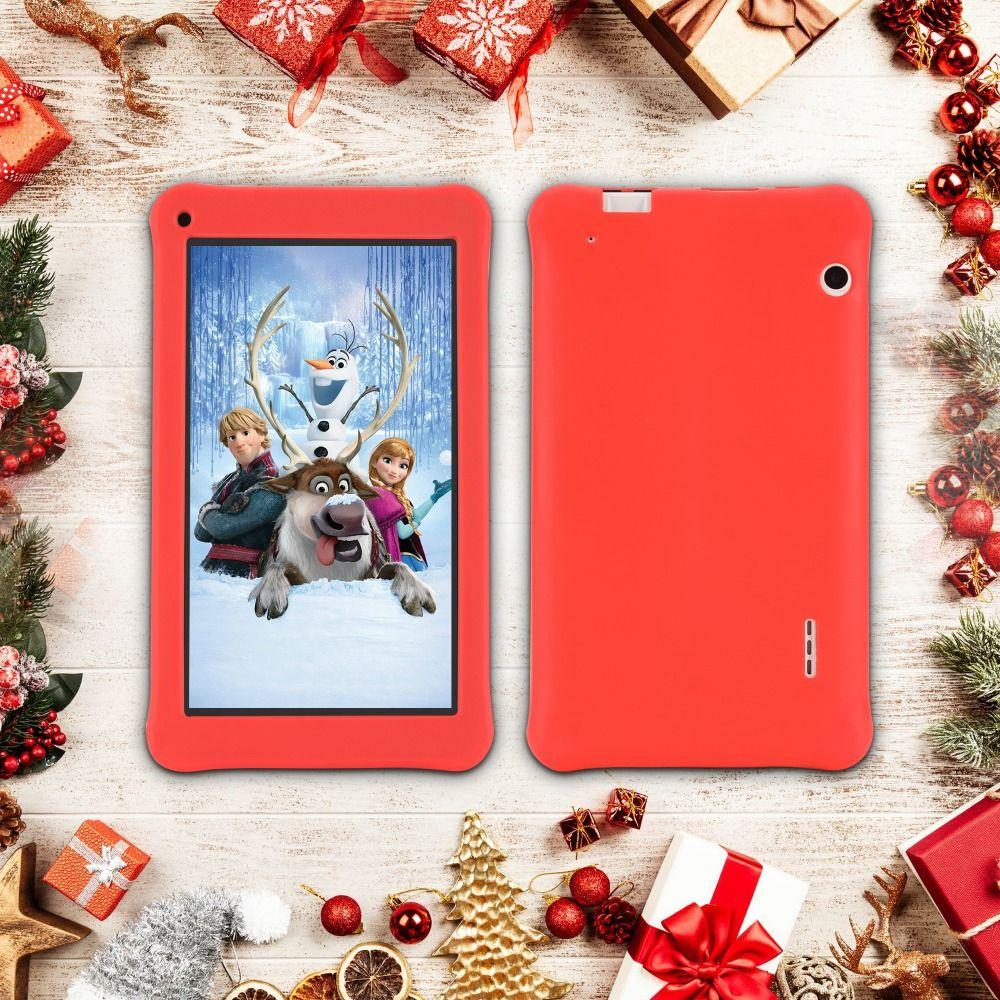 Aoson M753 ChildrenTablet PC 7 pouce 16 gb/1 gb Android 7.1 Enfants D'apprentissage Comprimés WIFI avec Contrôle Parental logiciel Étui En Silicone