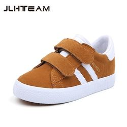 Zapatos de los niños de la muchacha zapatos de lona niño niños zapatillas Denim 2018 nueva primavera moda Otoño niños zapatos Casual Tenis Feminino