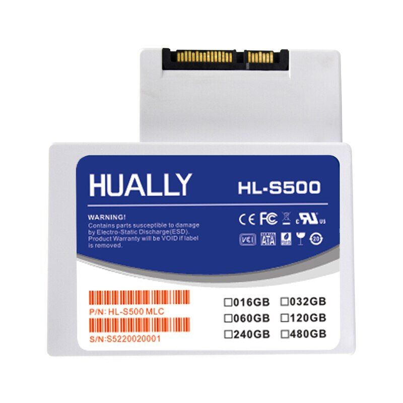 Hually 2.5inch SATA SATA2 SSD Most Competitive Series 8GB 16GB <font><b>32GB</b></font> Solid State Disk Drive HDD Hard Disk for notebook computer