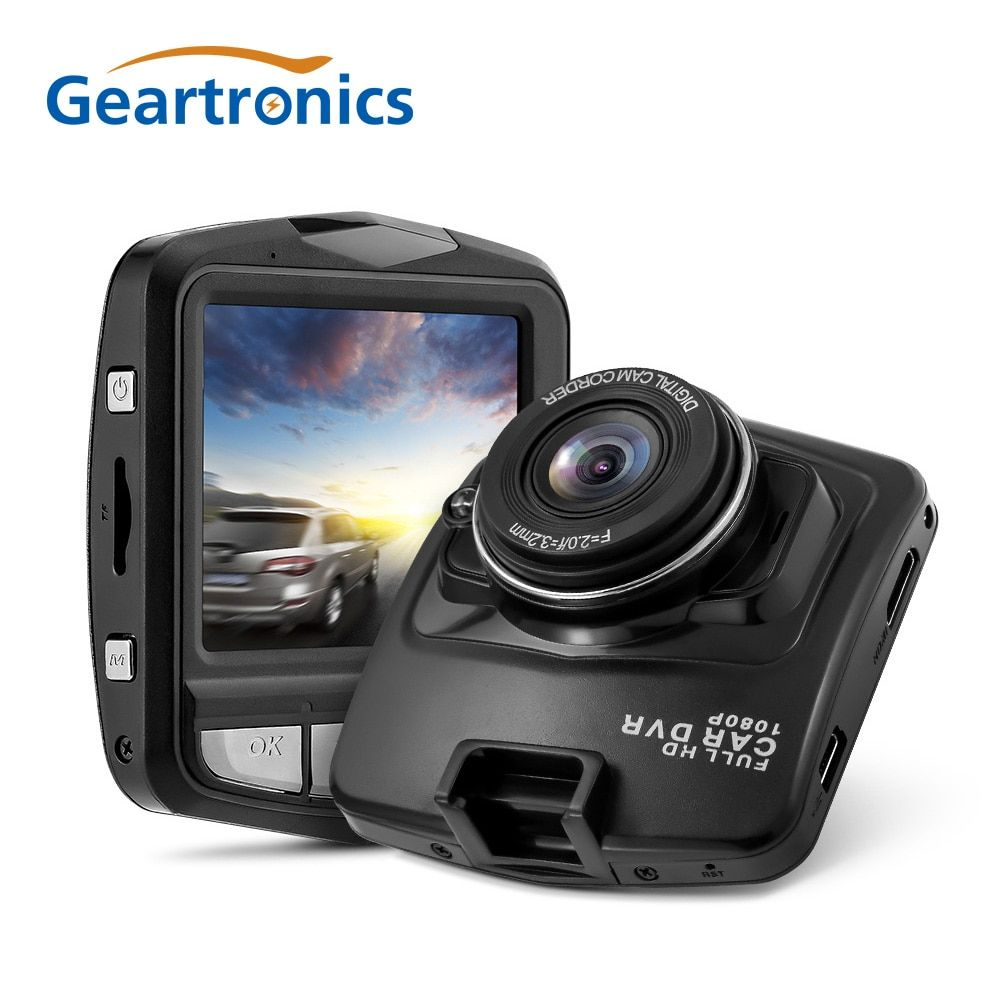 Geartronics Newest Mini Car DVR Camera GT300 Camcorder 1080P Full HD Video <font><b>Registrator</b></font> Parking Recorder G-sensor Dash Cam CAR St