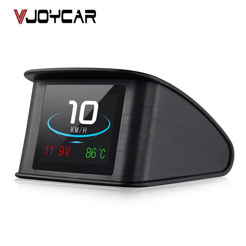 VJOYCAR 2017 New Automobile On-board Computer Car Digital GPS OBD Driving Computer Display Speedometer Coolant Temperature