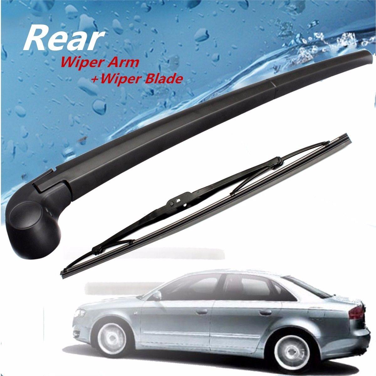 Новый Защита от солнца на заднее стекло Авто стеклоочистителя ARM + blade для Audi A4 b6 b7 Avant/Estate 01-08