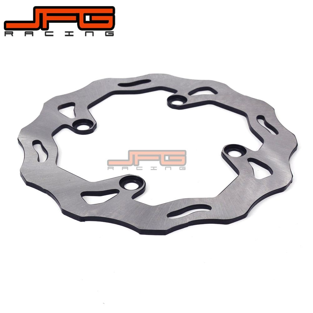 Stainless Steel Rear Brake Disc Rotor For CRF230 SL230 CRM250R XL250R XLR250 XR250 XR250R XR400R XR440R NX500 XR600R NX650 XR650