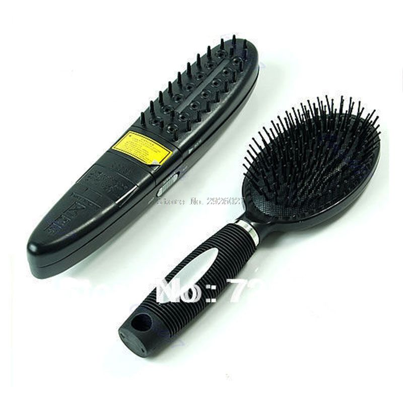 Laser Treatment Power Grow Comb Kit Stop Hair <font><b>Loss</b></font> Hot Regrow Therapy New -B118