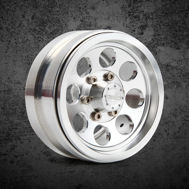 4pcs High quality metal 1.9inch wheels Hub for 1/10 RC Crawler Car Traxxas TRX4 Ford Bronco D90 D110 Axial Scx10 90046 RC4WD