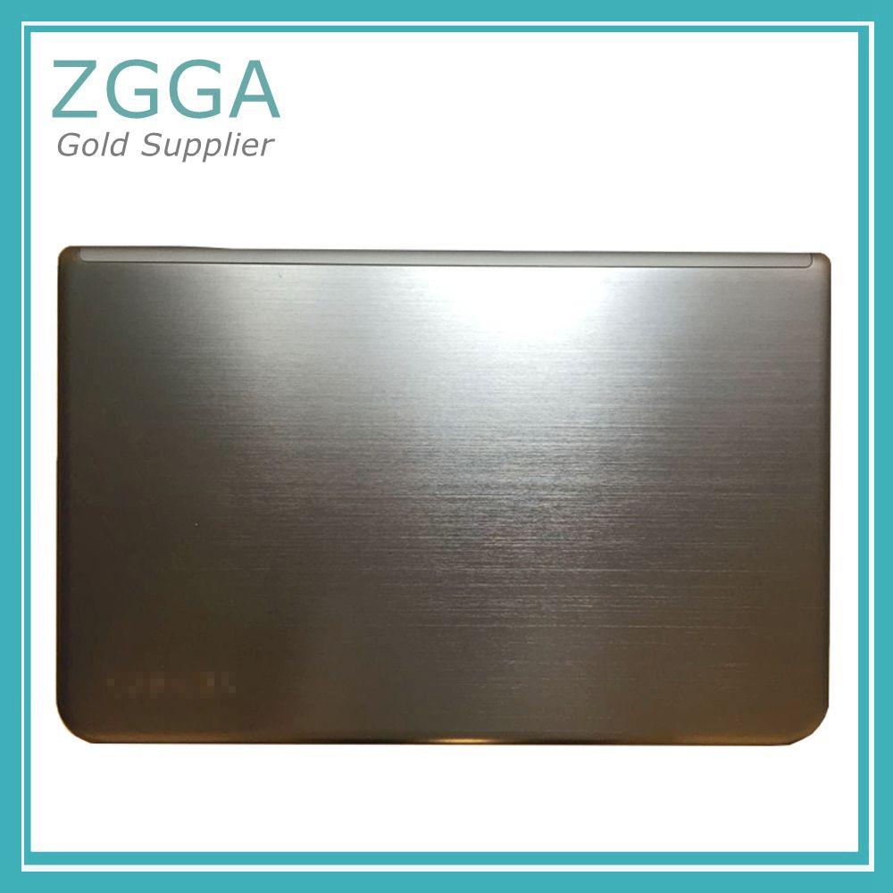 Original Neue Für Toshiba Satellite P55 Laptop LCD Hinten Deckel Back Cover Top Fall Shell Silber H000056080 H000056130
