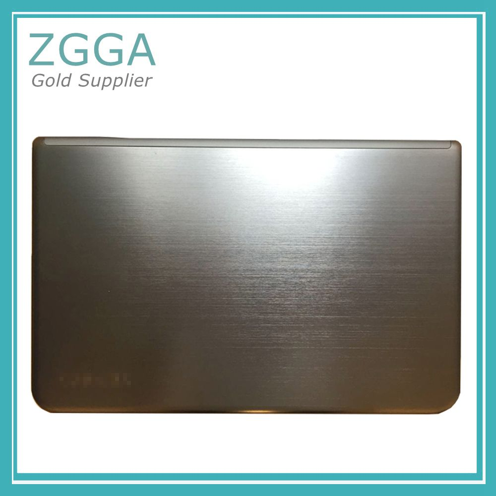Original New For Toshiba Satellite P55 Laptop LCD Rear Lid Back Cover Top Case Shell Silver H000056080 H000056130