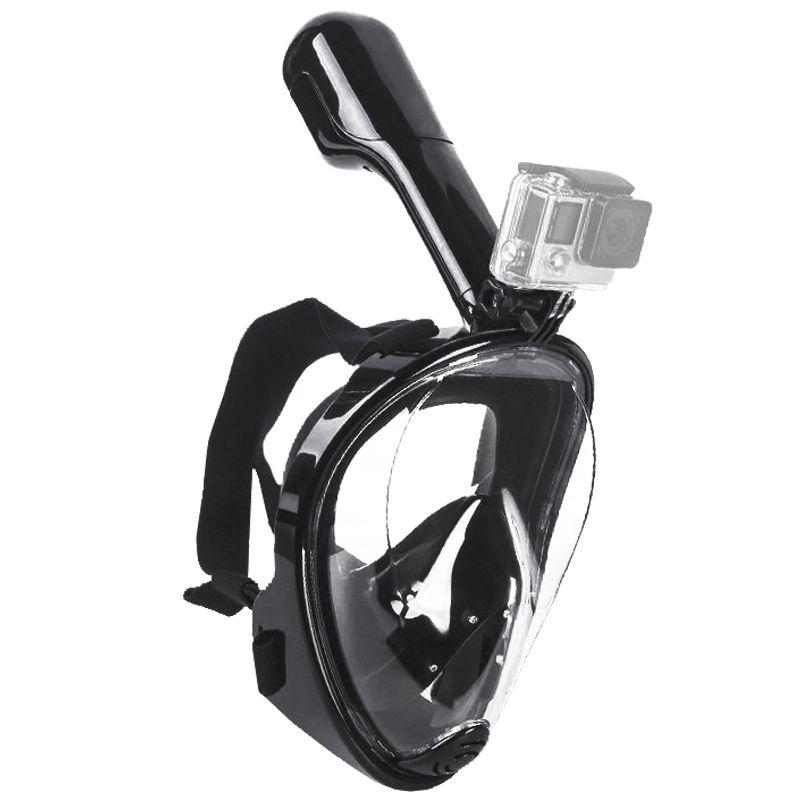 2018 Новый Одежда заплыва подводное плавание полный Уход за кожей лица маска sur Уход за кожей лица Подводное для GoPro L/XL (взрослые Тип)