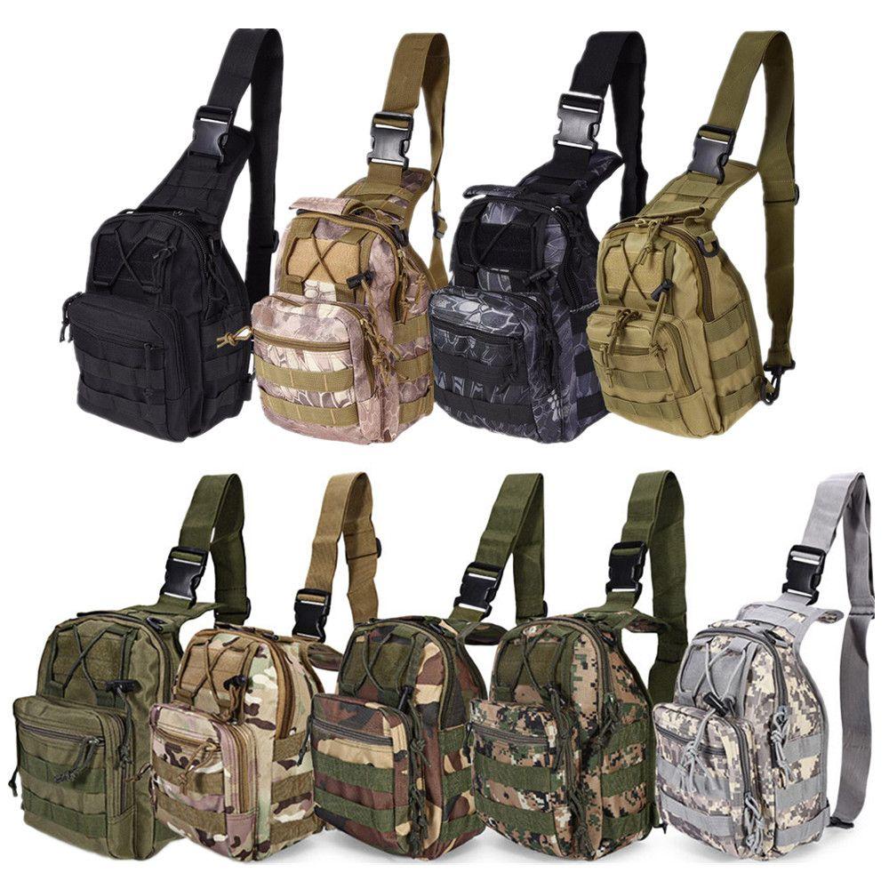 600D Outdoor Hiking Bag Sports Backpack Camping Military Tactical Backpack Messenger Shoulder Bag Travel Trekking Runsacks Bags