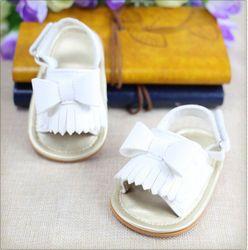 Verano bebé recién nacido Zapatos goma verano arco lindo Sandalias Toddler casual Patucos bebé Niñas