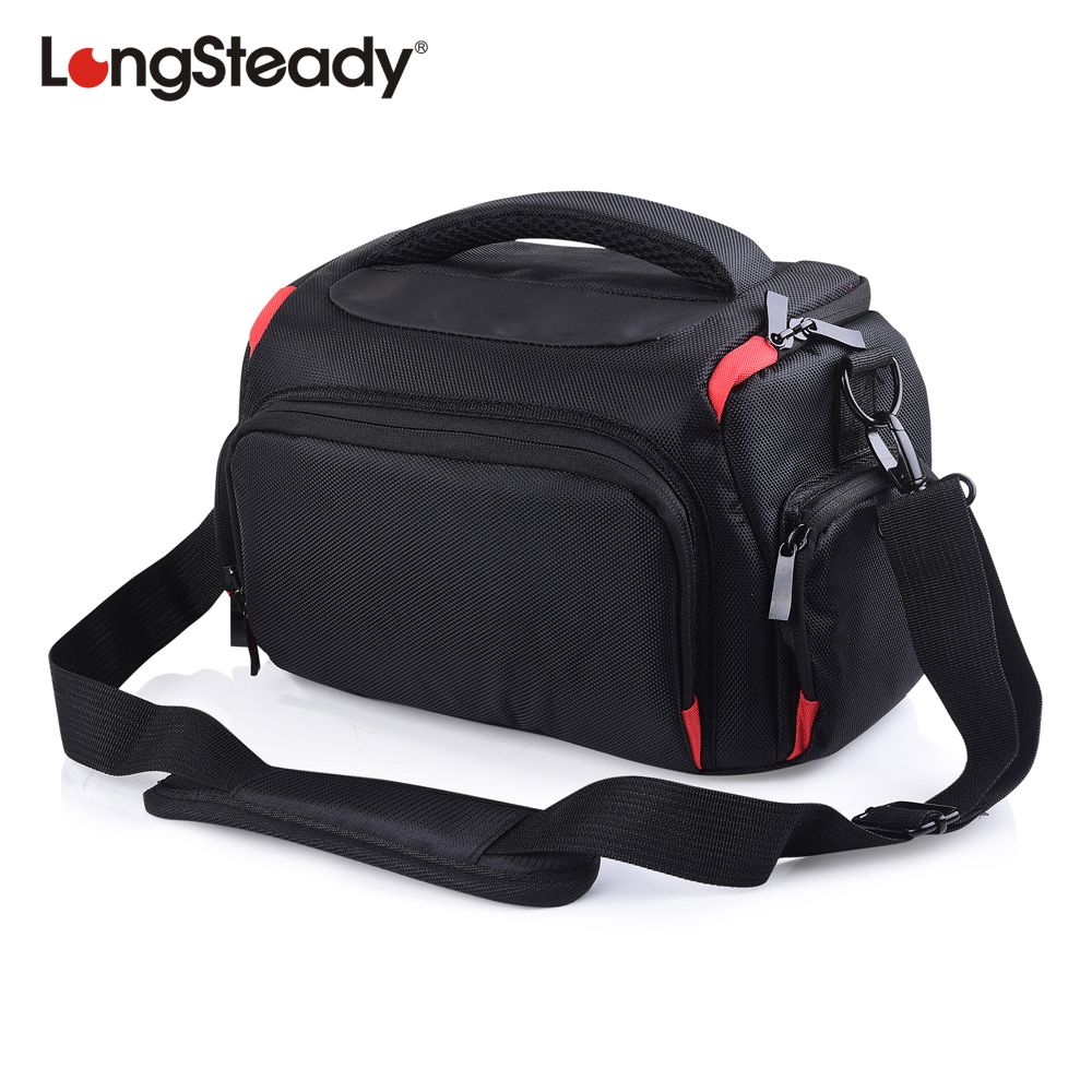 New Waterproof Camera Bag Case For Canon EOS 5D3/5D4/6D/6D2/6D Mark II 5DMark III 760D 750D 700D 650D 600D 550D 1200D 1300D 100D