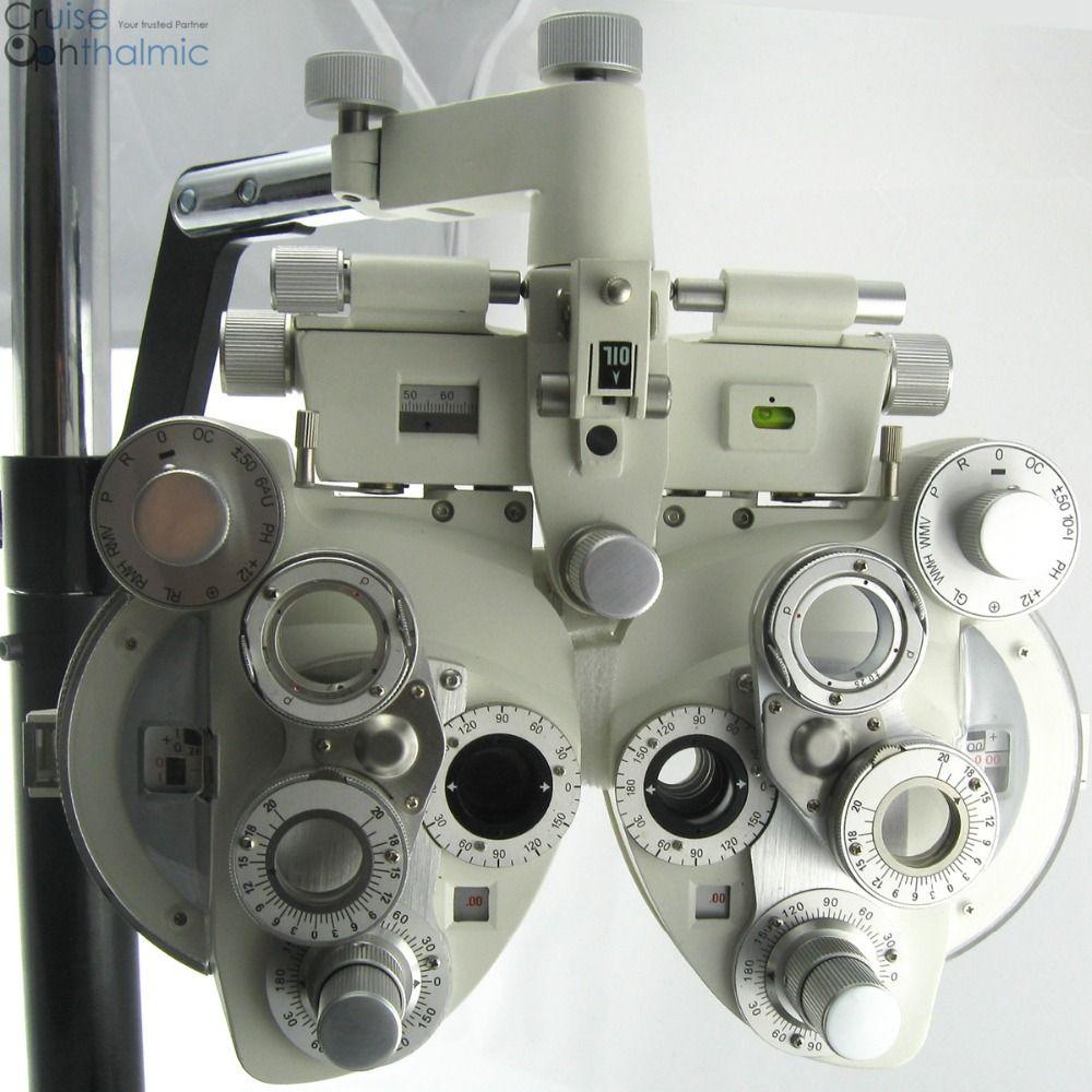 Fair Qualität Phoropter CE Zertifiziert | Optische Vision Tester | Minus Zylinder Refraktor Plus Cyl Phoroptor | P1540