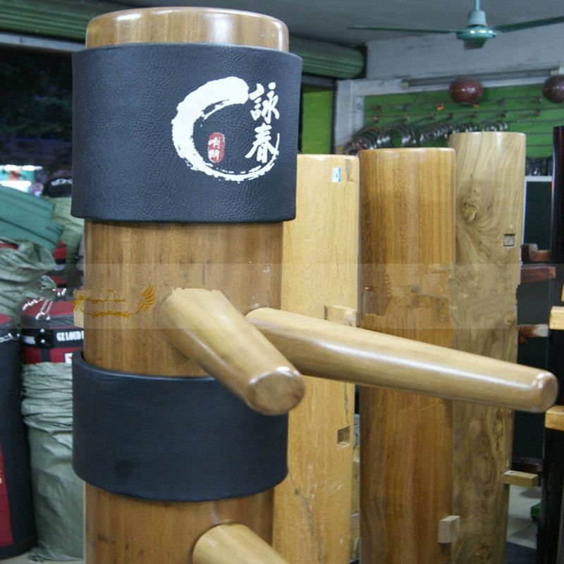 Wing Chun Wooden Dummy Jacket Head Pads 2pcs/lot artes marciais wing chun kung fu Wooden dummy Head Protect Free shipping
