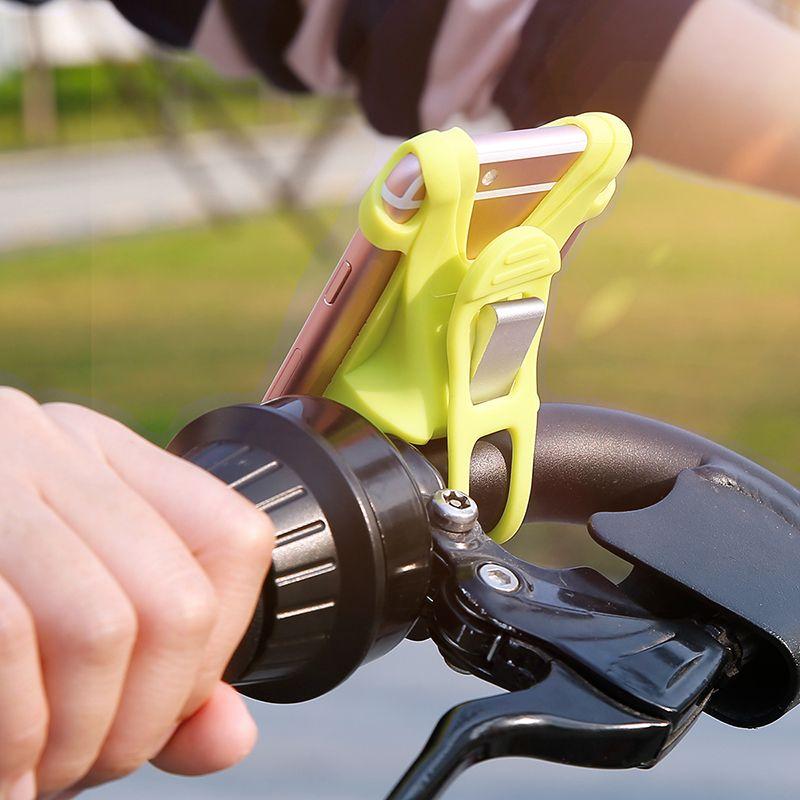 Support pour téléphone portable Baseus pour iPhone Samsung Huawei support de support de vélo pour téléphone portable support de guidon GPS
