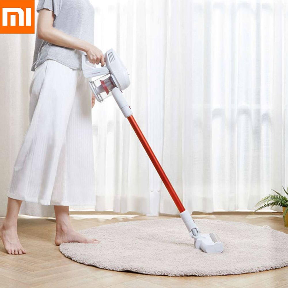 Xiaomi JIMMY JV51 Vacuum Cleaner 100000rpm Handheld Wireless Strong Suction Vacuum Dust Cleaner Low Noise From Xiaomi Youpin New
