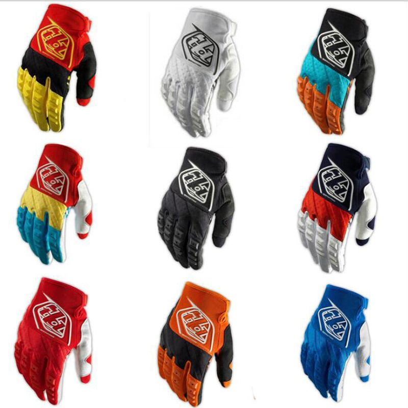 Hot Sale!motocross racing motorcycle gloves motorbike bicycle gloves riding gloves 9colors M L XL