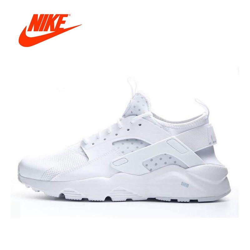 Original NIKE Summer AIR HUARACHE RUN ULTRA Men's Running Shoes Sneakers
