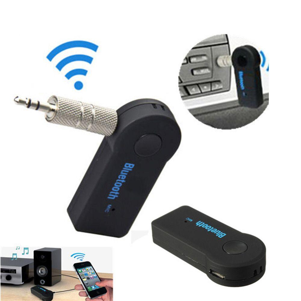 Портативный bluetooth приемник аудио музыка стерео Rceiver адаптер для автомобиля iphone fm-передатчик автомобильный комплект MP3 Радио плеер Bluetooth