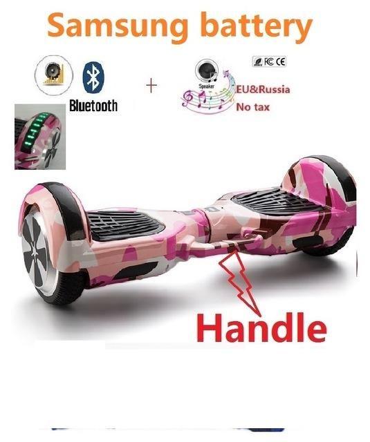 Elektrische Skateboard roller Samsung batterie hover board selbst ausgleich roller angehoben bord hoverboard giroscooter