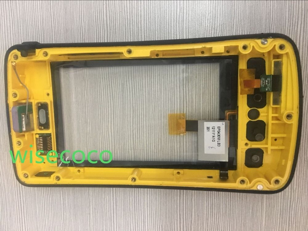 for Trimble Juno T41 touch screen panel with front frame replacement