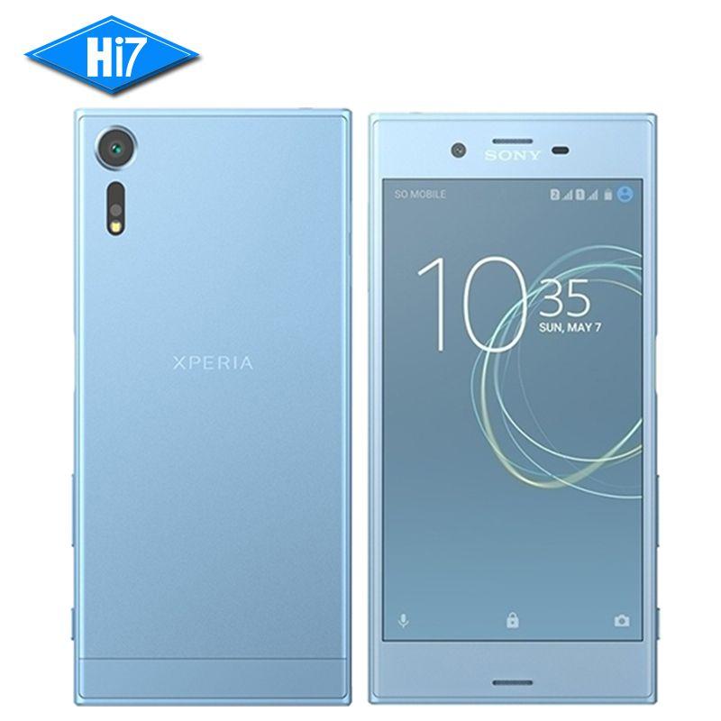 2017 NEW Original Sony Xperia XZs G8232 Mobile Phone 5.2