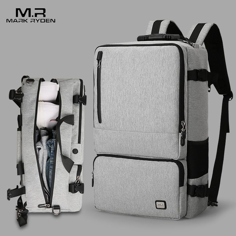 Mark Ryden Neue Hohe Kapazität Anti-dieb Design Reise Rucksack Fit für 17 zoll Laptop Tasche Riesige Kapazität Business reisetasche