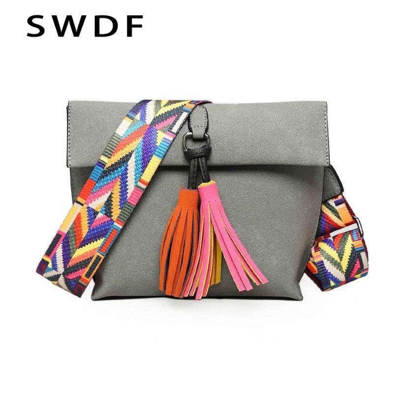 2019 nouveau femmes Messenger sac gland bandoulière sacs pour filles sacs à bandoulière femme Designer sacs à main Bolsa Feminina Bolsos Muje