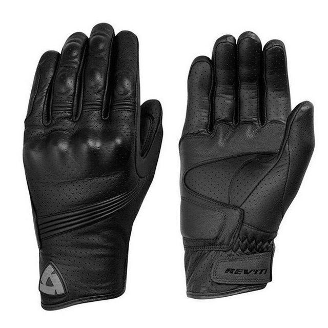 REVIT Racing gants imperméables à écran tactile moto ATV descente cyclisme équitation gants en cuir véritable
