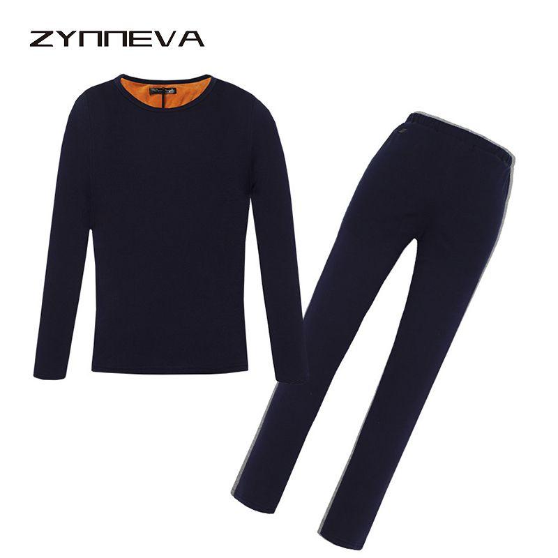 Zynneva Новый Для мужчин нагрева белье для лыжников Комплект Одежда с длинным рукавом Термальность пальто углеродного волокна подкладка с под...