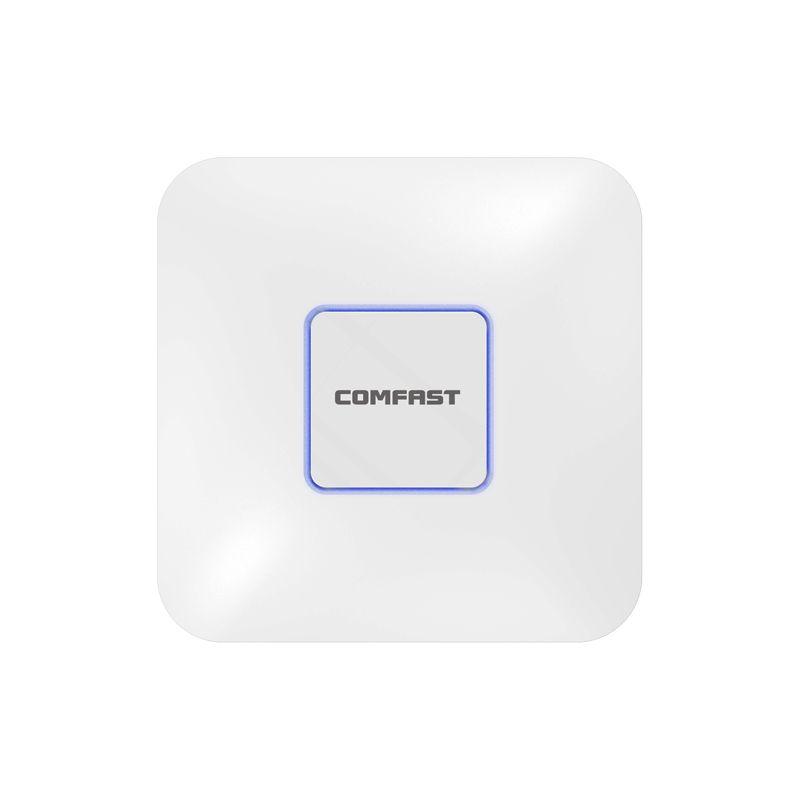 COMFAST wireless Ap CF-E355AC 1200 Mbps Decke AP 802.11AC 5,8G + 2,4G Qualcomm Indoor AP 48 V POE power 16 Flash WiFi Access Point