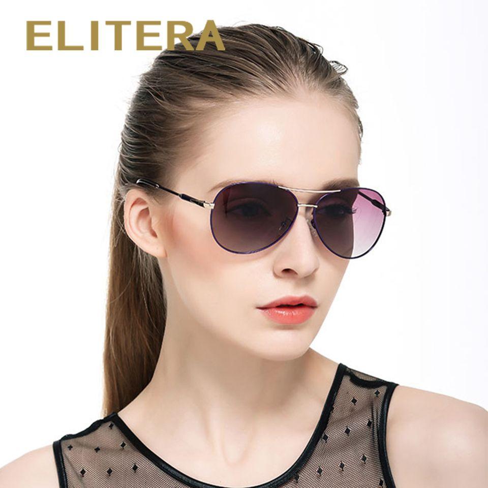 ELITERA Klassische Polarisierte Sonnenbrille Mode-stil Sonnenbrille für Männer/Frauen Vintage Marke Design oculos de sol masculino UV400