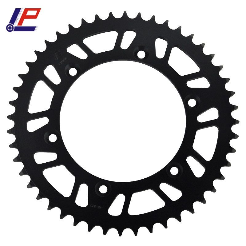 520-50T Motorcycle Rear Sprocket For  DR250 DR350 RGV250 RM250 BETA 250 450 525 GAS-GAS 125 250 HUSQVARNA WR250 TE450 NEW