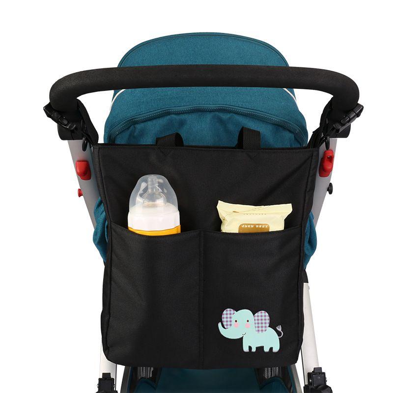 Maternité mère soins infirmiers bébé poussette sac pour poussette accessoires organisateur nappy changeante designer couches sacs momie sac à main