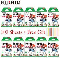 20-100 листов мини-камера fujifilm Instax фотобумага мгновенной проявки для Instax Mini 8 9 7 s 9 70 25 50 s 90 Камера SP-1 2 Камера